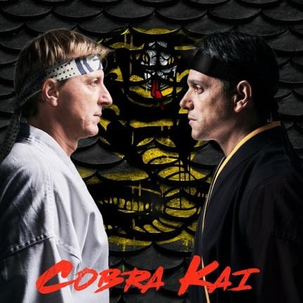 Review – Cobra Kai Episodes 1+2 (2018) | Cinephellas